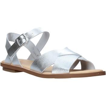Čevlji  Ženske Sandali & Odprti čevlji Clarks 26139429 Srebro