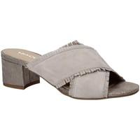 Čevlji  Ženske Natikači IgI&CO 1180 Siva