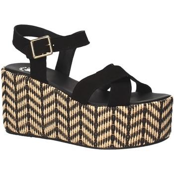 Čevlji  Ženske Sandali & Odprti čevlji Exé Shoes G41007047004 Črna