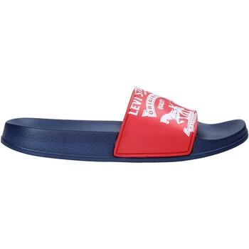 Čevlji  Otroci Natikači Levi's VPOL0037S Rdeča