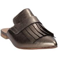 Čevlji  Ženske Cokli Mally 6173 Siva