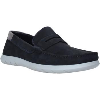 Čevlji  Moški Mokasini Impronte IM01083A Modra