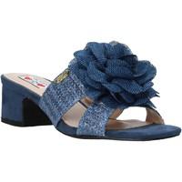 Čevlji  Ženske Natikači Love To Love EVA579 Modra