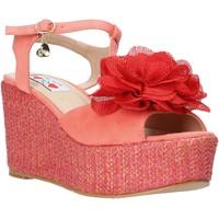 Čevlji  Ženske Sandali & Odprti čevlji Love To Love GIN5106 Rdeča