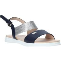 Čevlji  Deklice Sandali & Odprti čevlji Miss Sixty S20-SMS765 Modra