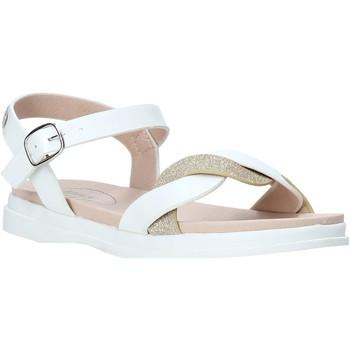 Čevlji  Deklice Sandali & Odprti čevlji Miss Sixty S20-SMS764 Biely