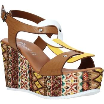 Čevlji  Ženske Sandali & Odprti čevlji Grace Shoes 09 Rjav
