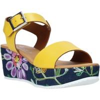 Čevlji  Ženske Sandali & Odprti čevlji Grace Shoes 02 Rumena