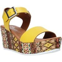 Čevlji  Ženske Sandali & Odprti čevlji Grace Shoes 06 Rumena