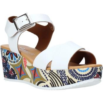 Čevlji  Ženske Sandali & Odprti čevlji Grace Shoes 12 Biely