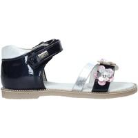 Čevlji  Deklice Sandali & Odprti čevlji Miss Sixty S20-SMS753 Modra