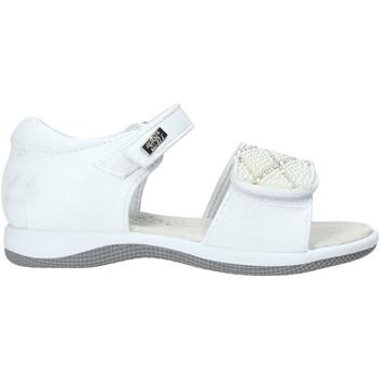 Čevlji  Deklice Sandali & Odprti čevlji Miss Sixty S20-SMS756 Biely