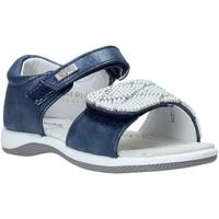 Čevlji  Deklice Sandali & Odprti čevlji Miss Sixty S20-SMS756 Modra