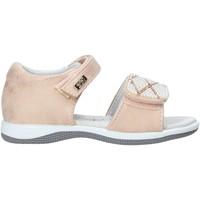 Čevlji  Deklice Sandali & Odprti čevlji Miss Sixty S20-SMS756 Roza