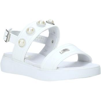 Čevlji  Deklice Sandali & Odprti čevlji Miss Sixty S20-SMS772 Biely