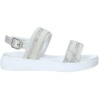 Čevlji  Deklice Sandali & Odprti čevlji Miss Sixty S20-SMS774 Srebro