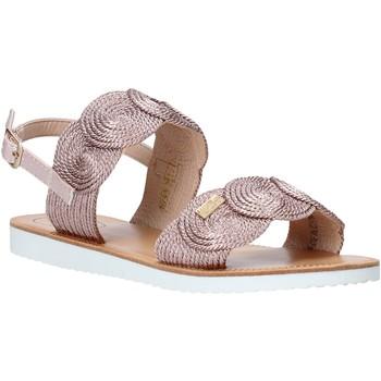 Čevlji  Deklice Sandali & Odprti čevlji Miss Sixty S20-SMS786 Roza
