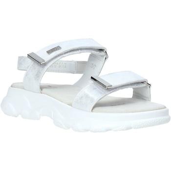 Čevlji  Deklice Sandali & Odprti čevlji Miss Sixty S20-SMS788 Biely