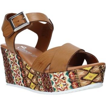Čevlji  Ženske Sandali & Odprti čevlji Grace Shoes 13 Rjav