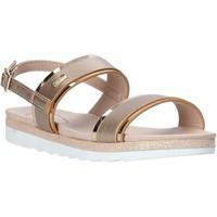 Čevlji  Deklice Sandali & Odprti čevlji Miss Sixty S20-SMS778 Roza