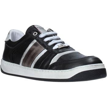 Čevlji  Moški Nizke superge Exton 310 Črna