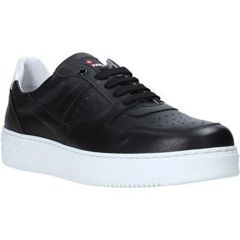 Čevlji  Moški Nizke superge Exton 427 Črna