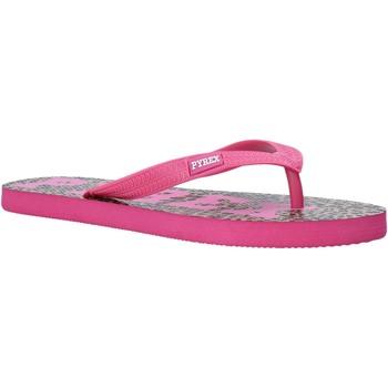 Čevlji  Ženske Japonke Pyrex PY020164 Roza