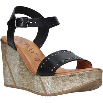Čevlji  Ženske Sandali & Odprti čevlji Jeiday EVA-Z80M Črna