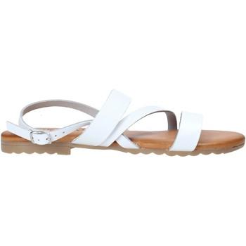 Čevlji  Ženske Sandali & Odprti čevlji Jeiday LEDA-SALLY Biely