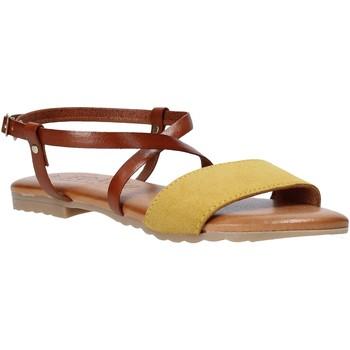 Čevlji  Ženske Sandali & Odprti čevlji Jeiday YARA-SALLY Rumena