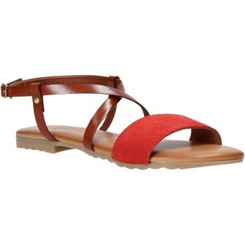 Čevlji  Ženske Sandali & Odprti čevlji Jeiday YARA-SALLY Rdeča