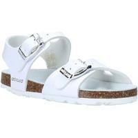 Čevlji  Otroci Sandali & Odprti čevlji Grunland SB0027 Biely