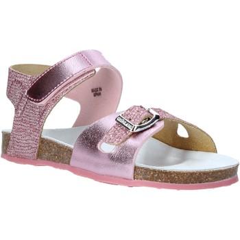 Čevlji  Deklice Sandali & Odprti čevlji Grunland SB1501 Roza