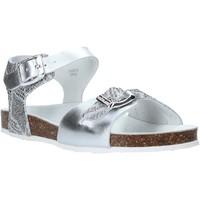 Čevlji  Otroci Sandali & Odprti čevlji Grunland SB1500 Srebro