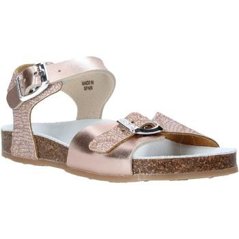 Čevlji  Deklice Sandali & Odprti čevlji Grunland SB1500 Bež