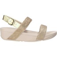 Čevlji  Ženske Sandali & Odprti čevlji FitFlop T77-667 Zlato