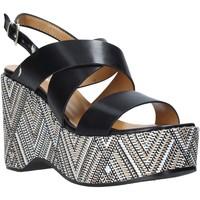 Čevlji  Ženske Sandali & Odprti čevlji Grace Shoes 104010 Črna