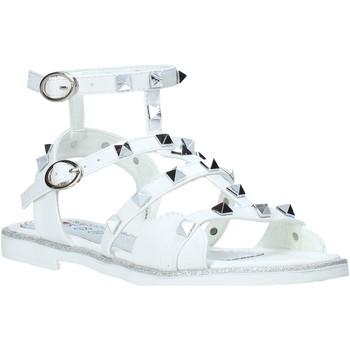 Čevlji  Deklice Sandali & Odprti čevlji Joli JT0079S Biely