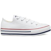 Čevlji  Otroci Nizke superge Converse 668028C Biely