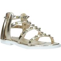 Čevlji  Deklice Sandali & Odprti čevlji Joli JT0080S Zlato