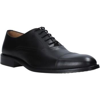 Čevlji  Moški Čevlji Richelieu Marco Ferretti 141113MF Črna