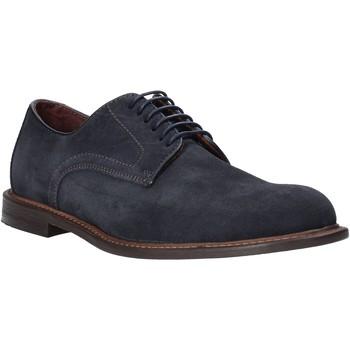 Čevlji  Moški Čevlji Derby Marco Ferretti 810002MF Modra