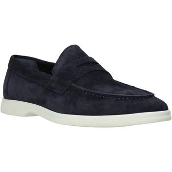 Čevlji  Moški Mokasini Marco Ferretti 161408MF Modra