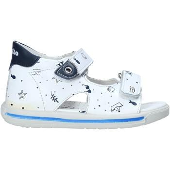 Čevlji  Otroci Sandali & Odprti čevlji Falcotto 1500779 02 Biely