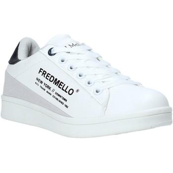 Čevlji  Otroci Nizke superge Fred Mello S20-SFK313 Biely