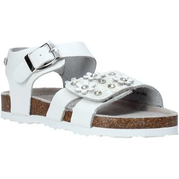 Čevlji  Deklice Sandali & Odprti čevlji Miss Sixty S20-SMS795 Biely