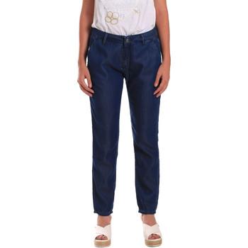 Oblačila Ženske Jeans Gaudi 811BD26028 Modra