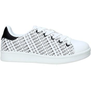 Čevlji  Otroci Nizke superge U.s. Golf S20-SUK621 Biely