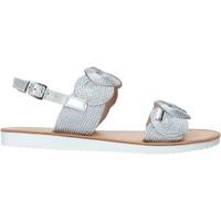 Čevlji  Deklice Sandali & Odprti čevlji Miss Sixty S20-SMS786 Srebro