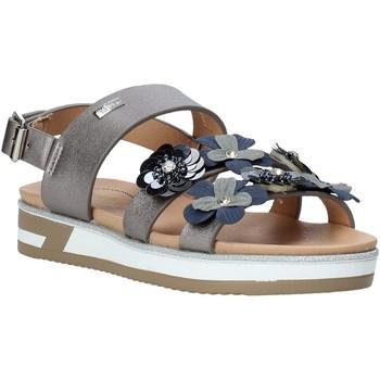Čevlji  Deklice Sandali & Odprti čevlji Miss Sixty S20-SMS780 Siva